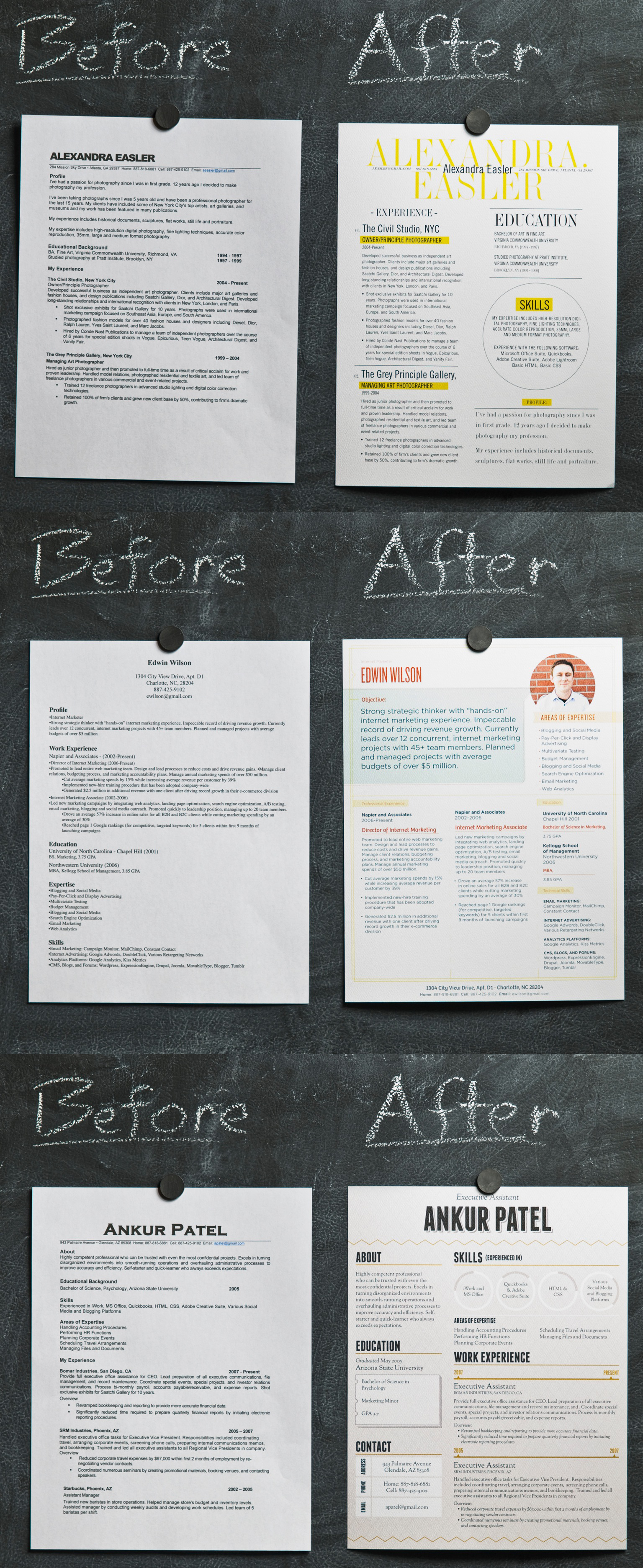 How To Make Your Resume Stand Out #4