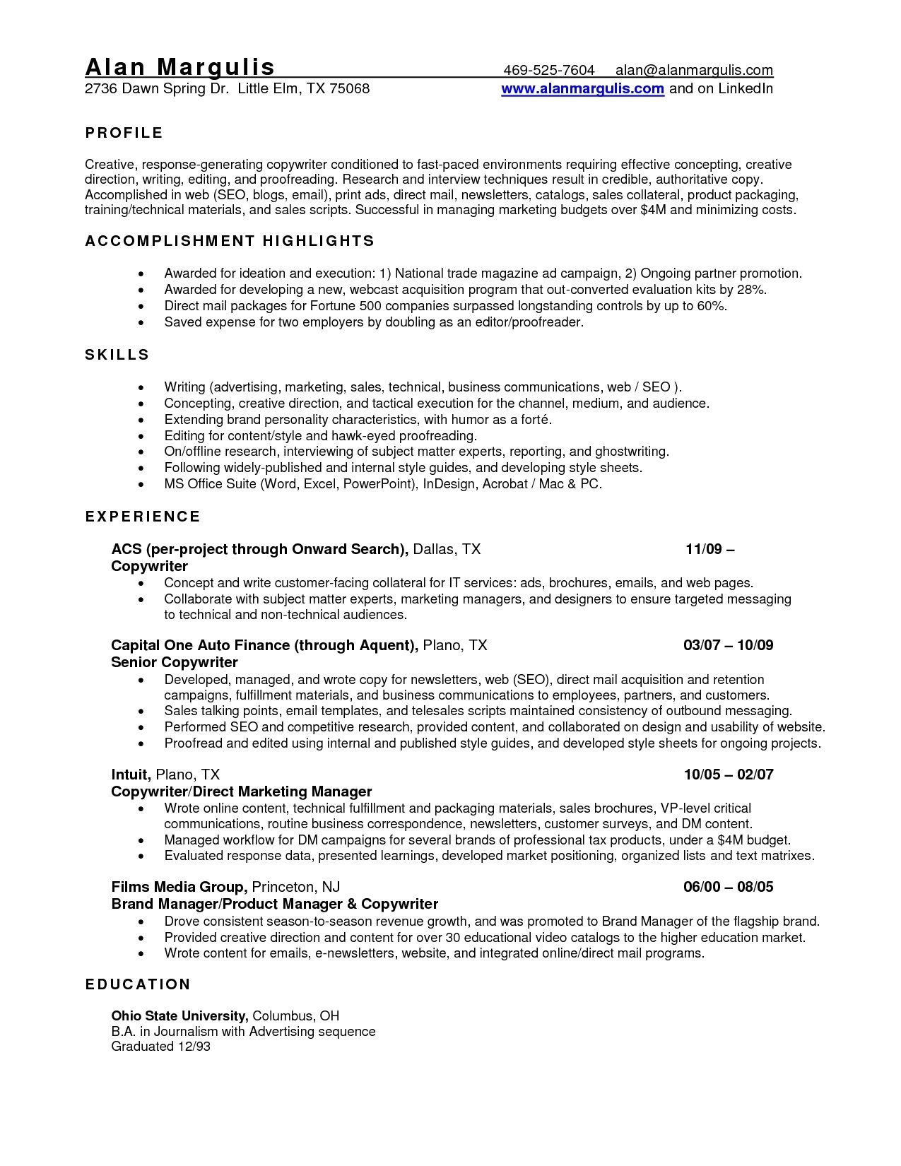 Finance Manager Resume Example Free Download Automotive Of 8