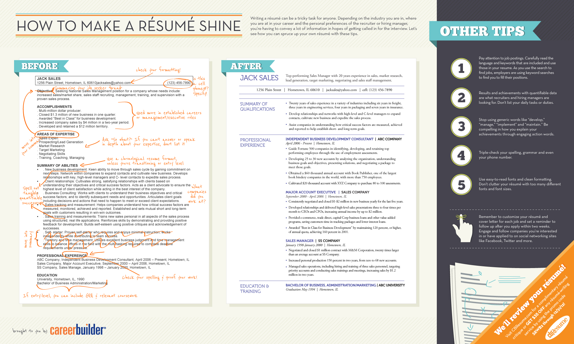 Make Your Resume Stand Out 1 638 Jpg Cb 1402475986 7