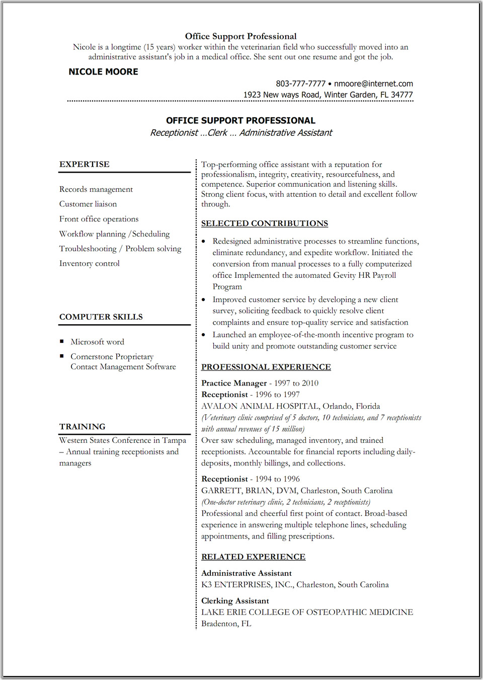 how to make resume templates for microsoft word examples document free download office support professional 6 - Microsoft Templates Resume