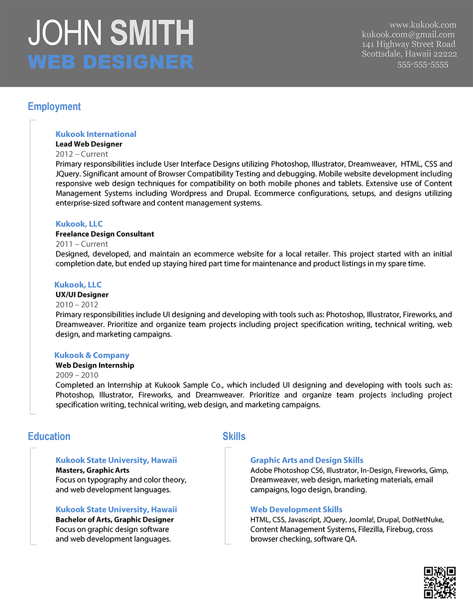 professional resume word templates