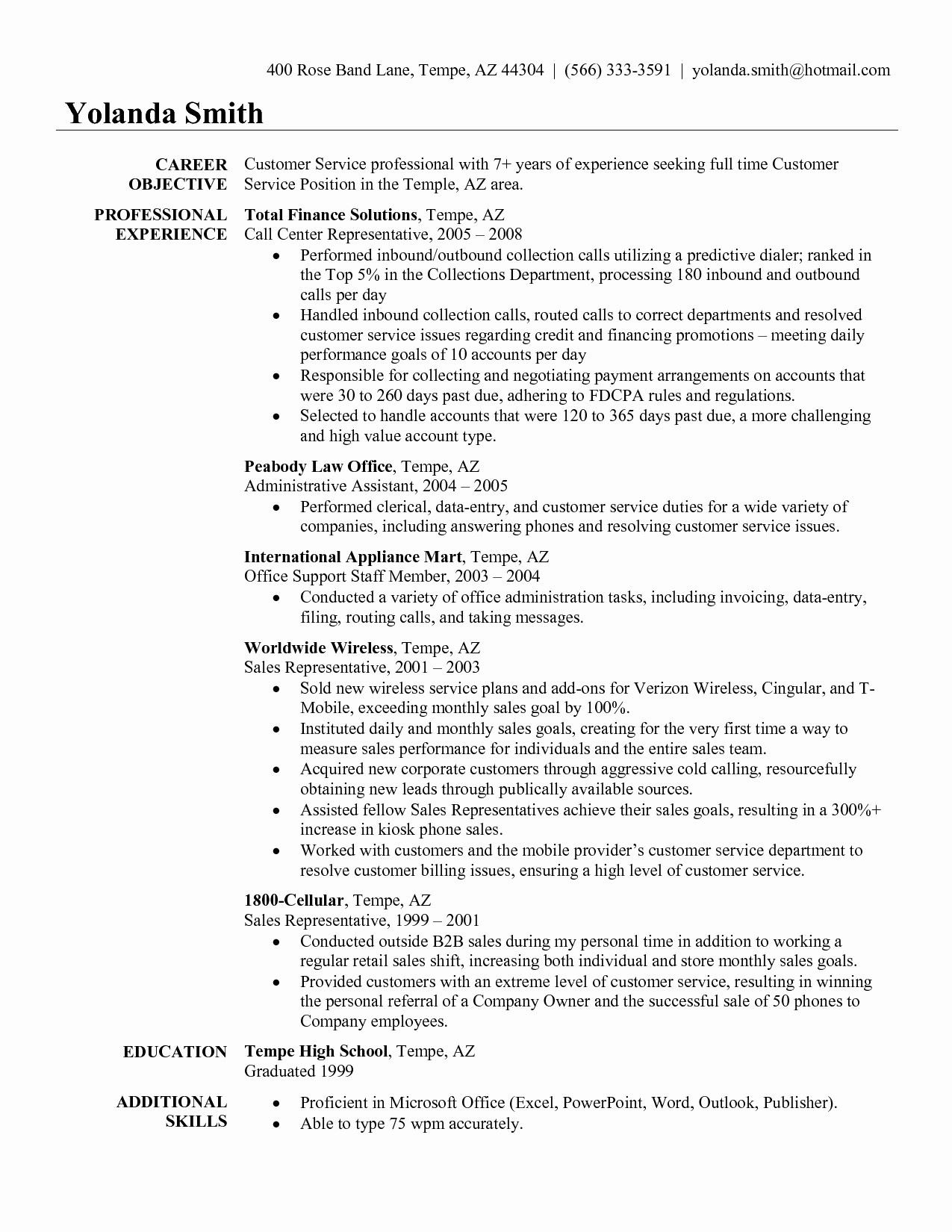 resume writing customer service representative save bank sample unique cover of 8 - Customer Service Representative Resume