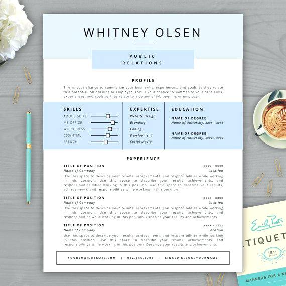 How To Make Your Resume Stand Out #1