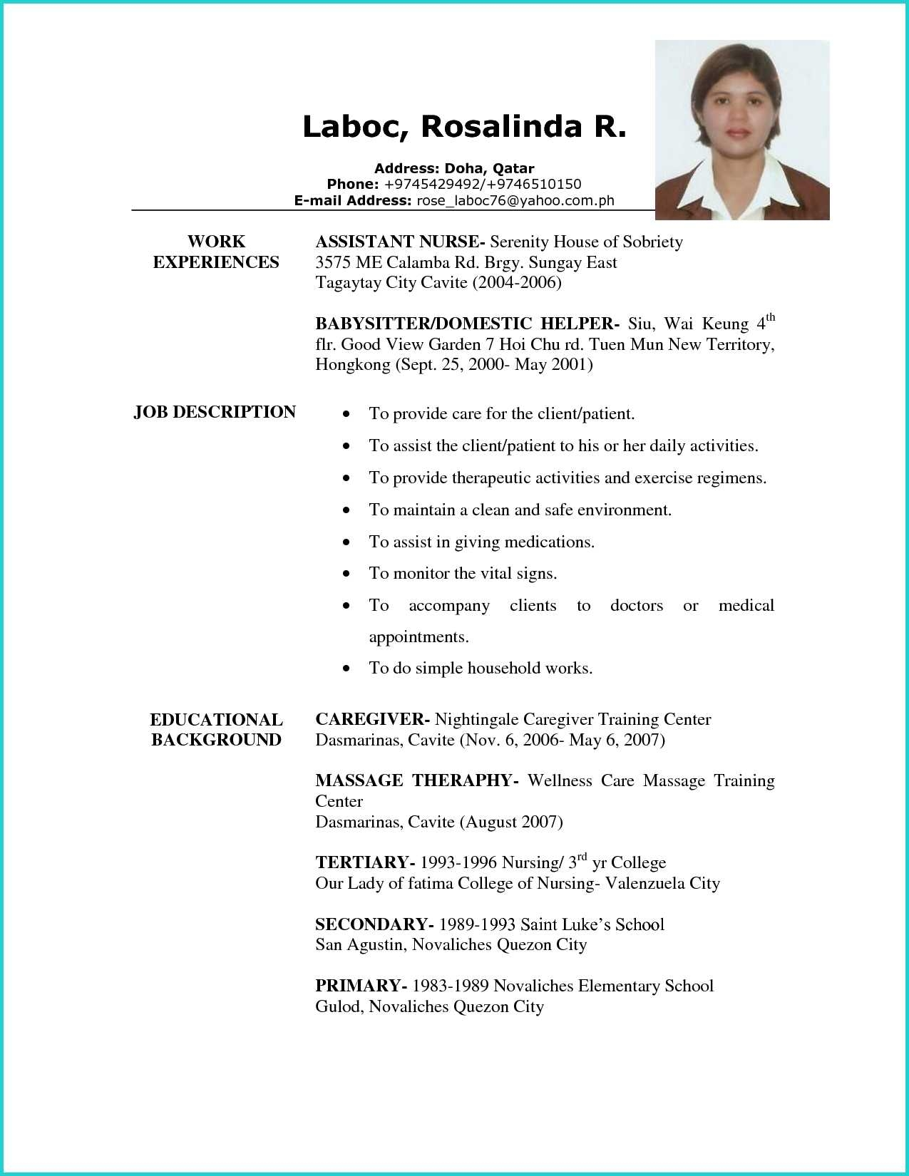 luxury resume example helper template free 6 - Resume Helper